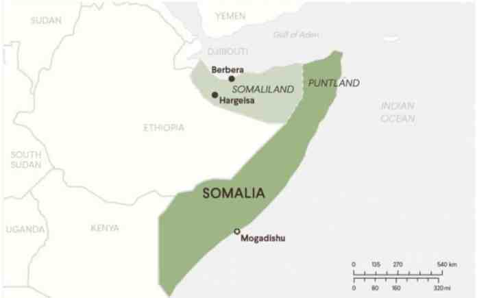 Why It's Time For An Amicable Divorce Between Somaliland And Somalia