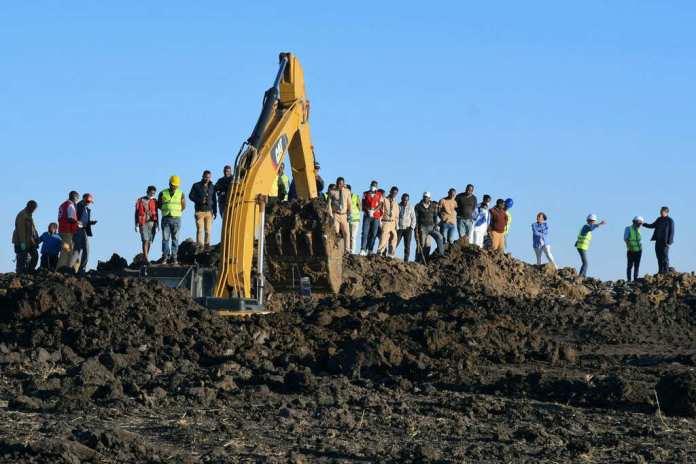 Ethiopian Airlines Crash Kills At Least 157