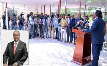 Madaxtooyadda Somaliland Maxay Ka Tidhi Arrinta Ganacsade Axmed Cismaan Geelle?