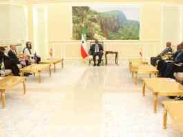 High Level Visit By International Partners To Somaliland