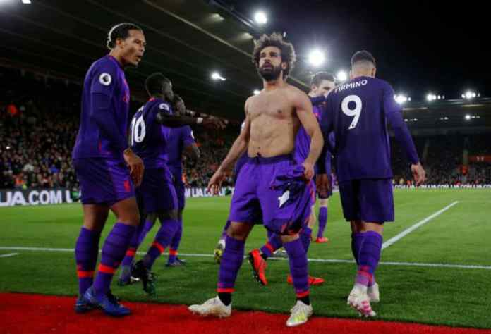 Mohamed Salah Sets New Record For Liverpool In Comeback Win Against Southampton