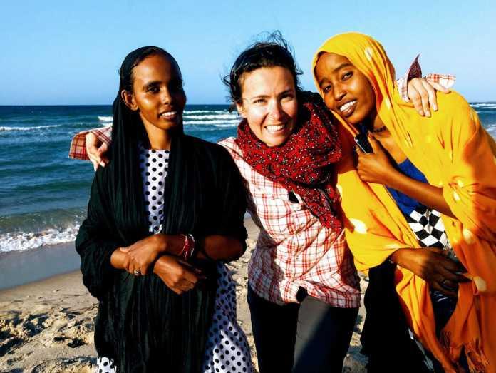 Berbera beach