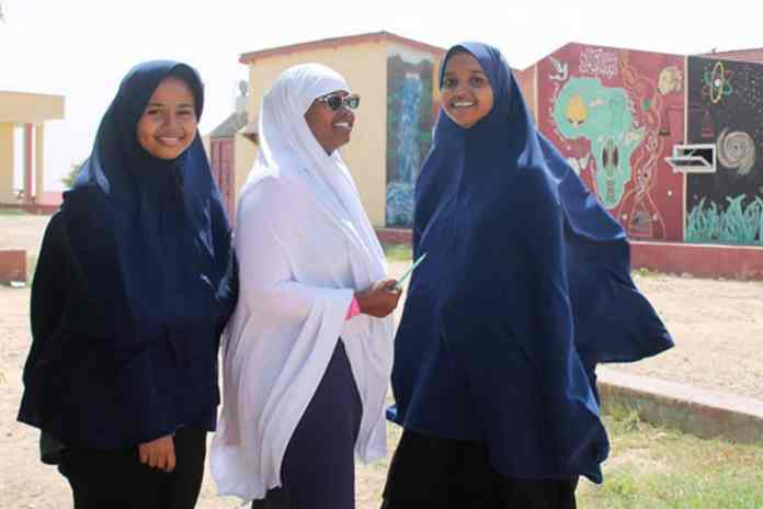Somaliland Student From Abaarso Earned A Spot At Boarding School Which President John F. Kennedy Attended