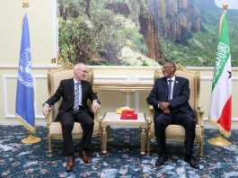 UN Special Envoy Calls Of Dialogue To Resolve Challenges In Somaliland
