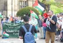Debate On Palestine Petition Turned Down By Sheffield Council