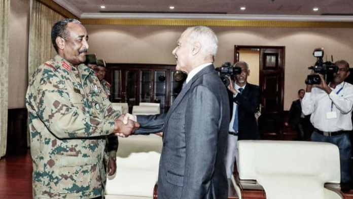 Middle East's Power Struggle Moves To The Horn Of Africa