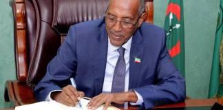 Somaliland oo Meel adag ka Istaagtay Guddida uu Magacaabay Farmaajo