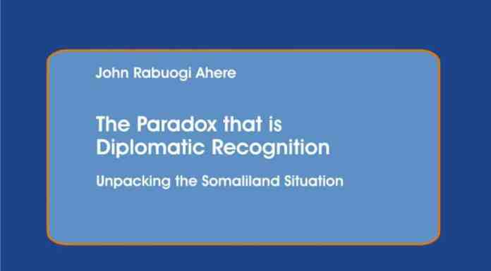 The Paradox That Is Diplomatic Recognition Unpacking The Somaliland Situation
