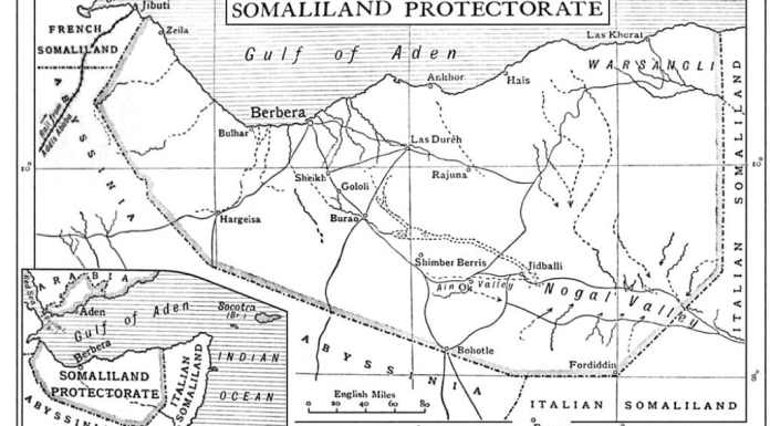 Somaliland: The Cinderella Of The Empire