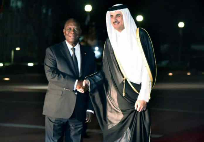 Qatar Saudi Arabia The Battle In Africa