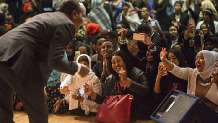 Bristol Keeping Somali Culture 'Alive' Through Music