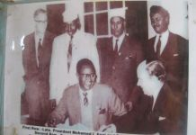 Report Of The Somaliland Protectorate Constitutional Conference Held in London in May, 1960
