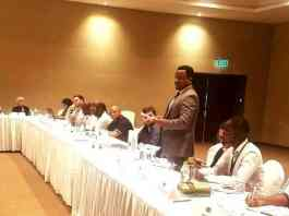 Somaliland Attends African Conference For Future Cities Discussion