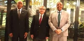 Turkey Sides Squarely With Somalia Against Somaliland in Addis Meeting
