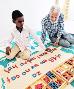 Teaching Kindergarten In Somaliland