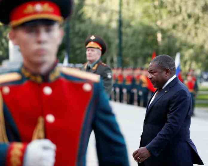 Russia Exerts Growing Influence In Africa, Worrying Many In The West