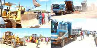 Somaliland Starts On Road Construction To Link Eastern Regions