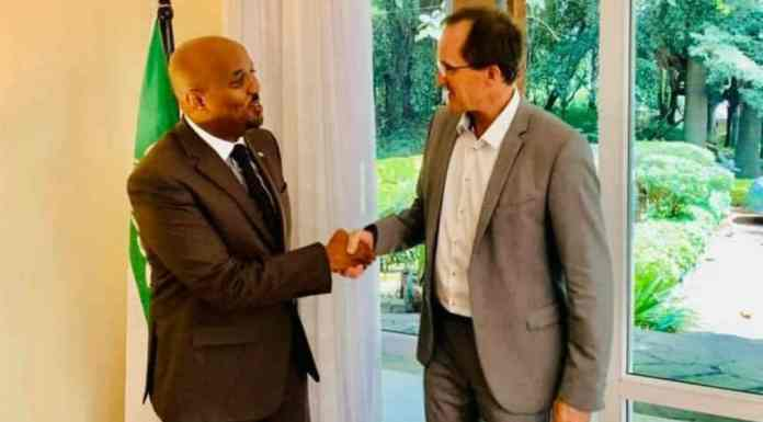 German-Owned Bank KfW Keen To Work With Somaliland