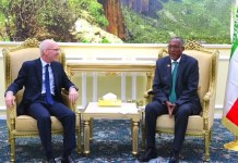 Somaliland President Holds Discussions With Visiting UN Envoy