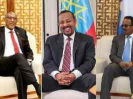 Baarlamaanada Somaliland Iyo Somalia Oo Jawaabo Isku Dhaw Oo Shaki Leh Ka Muujiyay Qorshaha Abiy Ahmed Ku Badhitaarayo Farmaajo