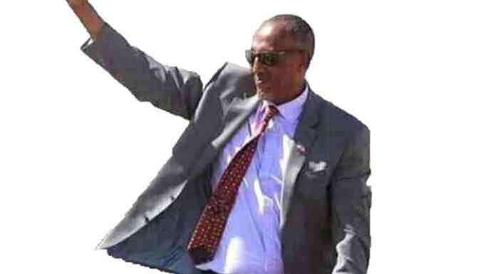 Somaliland President Rules Out Reunion With Somalia