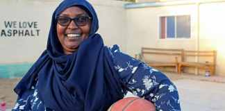 Women Are Breaking Tape And Barriers In Somaliland Sports