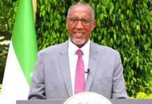 Somaliland President Urges Nation To Comply With Preventive Measures Against The Coronavirus Pandemic
