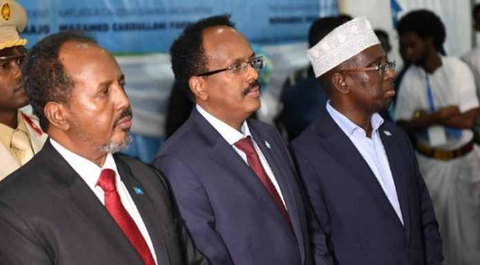 The Political Anxiety And Tension In Somalia Election 2021