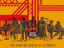 Groupe RTD The Dancing Devils Of Djibouti