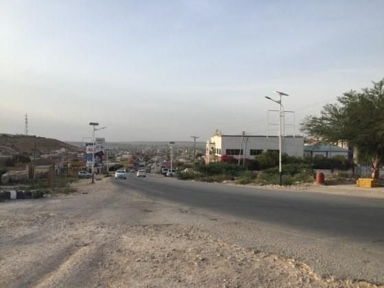 Street of Hargeisa