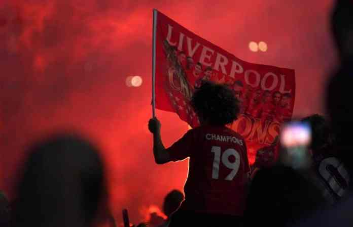 Liverpool Clinches League Title, Ends 30-Year Drought