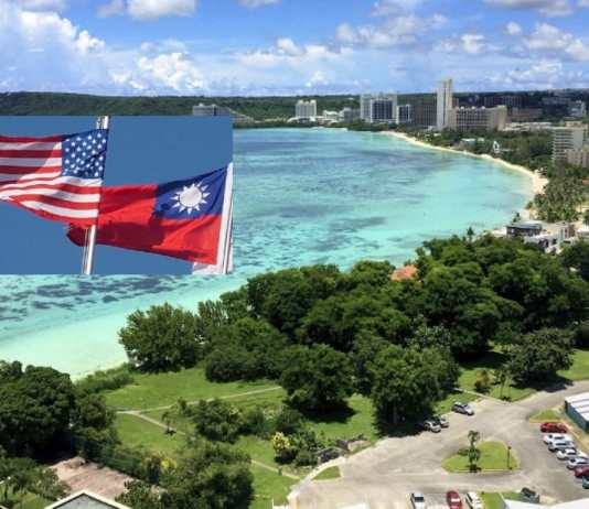 Taiwan Will Reopen Its Representative Office In US Territory Of Guam