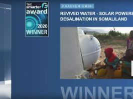 Phaesun Wins Two International Awards For Somaliland Solar Installations