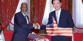 United States Supports Taiwan And Somaliland Diplomatic Ties