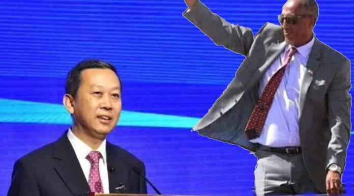 Somaliland President Pluck Chinese Diplomats