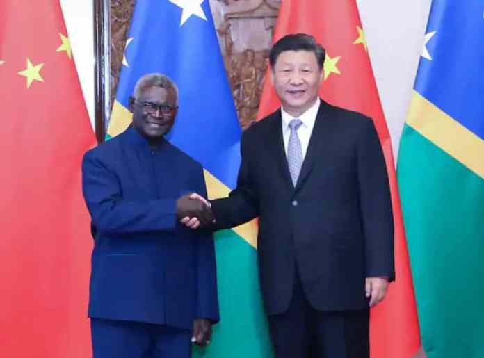 China Taiwan Dispute And Covid-19 Aid Fuel Hostilities In Solomon Islands