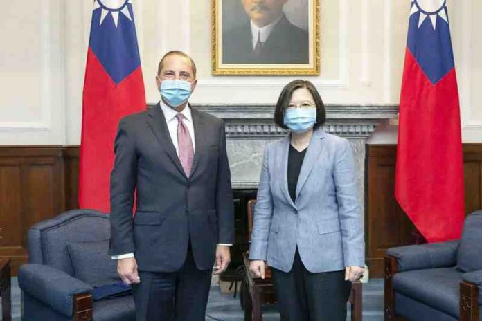 2020 A Year of Diplomatic Victories for Taiwan