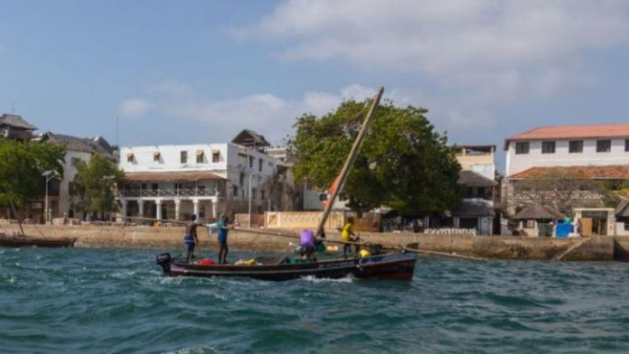 Lamu is a 700-year-old fishing and trading town