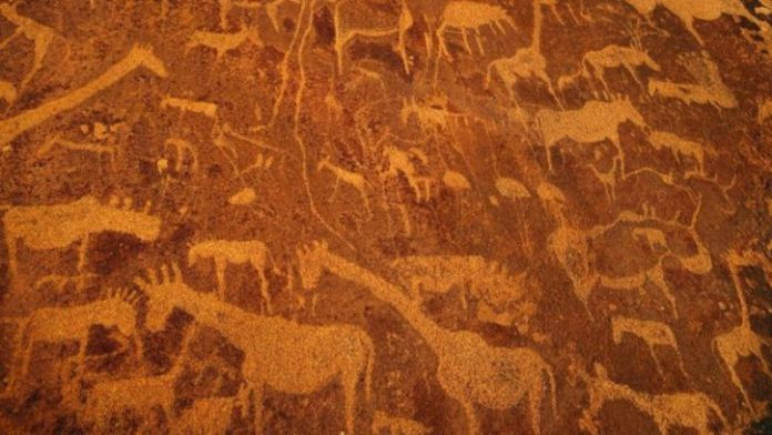 Twyfelfontein was declared a World Heritage Site in 2007
