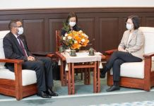 President Tsai Says More Cooperation Projects Will Deepen Taiwan-Somaliland Bilateral Relations