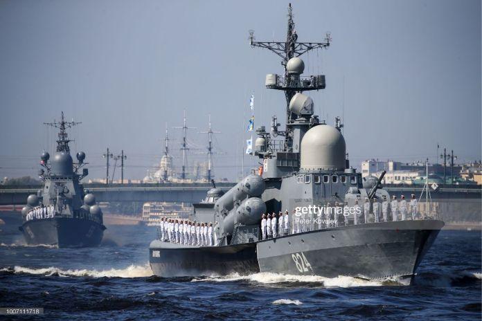 The Red Sea Becomes Strategic Pivot For Russia