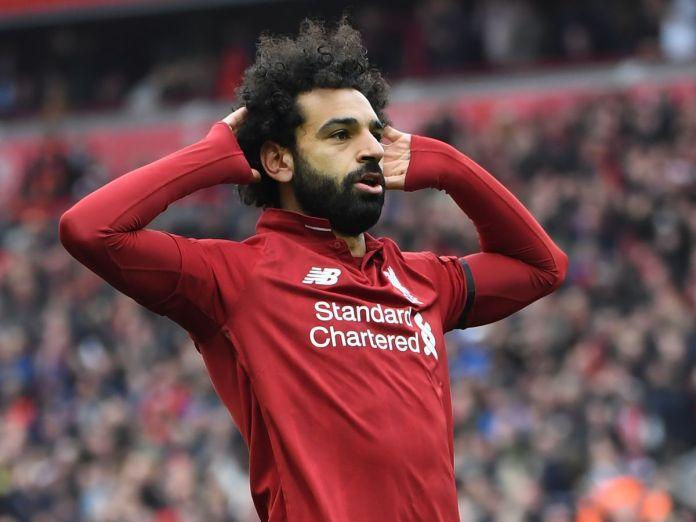Salah Still In Europe's Top 12 Goalscorers In 2021