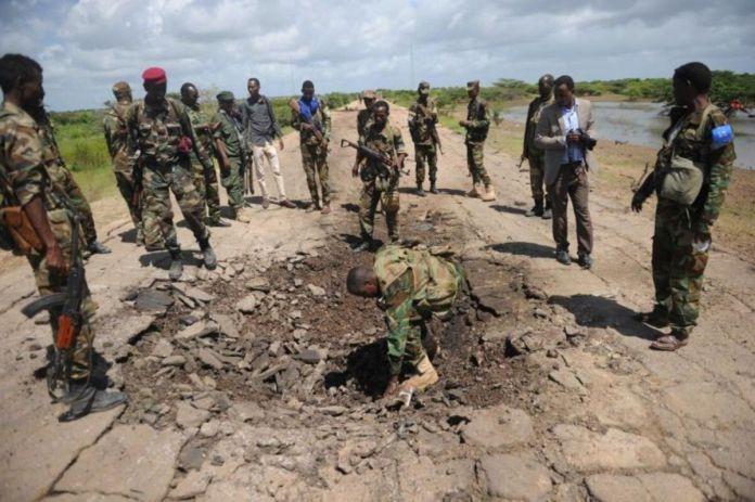 Head Of NISA And 13 Somali Troops Killed In IED Blast