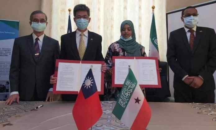 Somaliland And Taiwan ICT Partnership Kicks Off