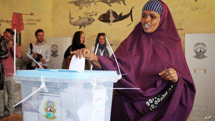 Recognize Somaliland Democracy - Observers