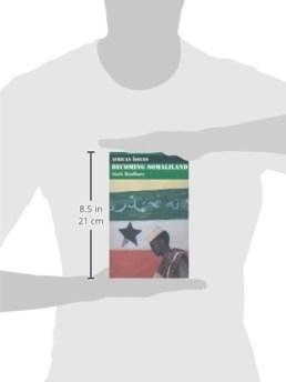 Becoming Somaliland Mark Bradbury