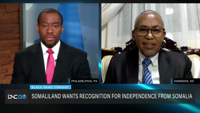Saad Ali Shire – Somaliland Struggles To Gain International Recognition