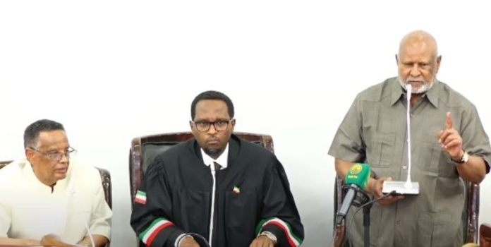 Opposition MPs Clinch Top Somaliland Parliament Posts