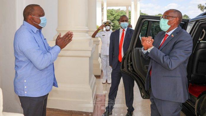 Kenya Delegation In Somaliland Finalize Consulate Set Up Plans