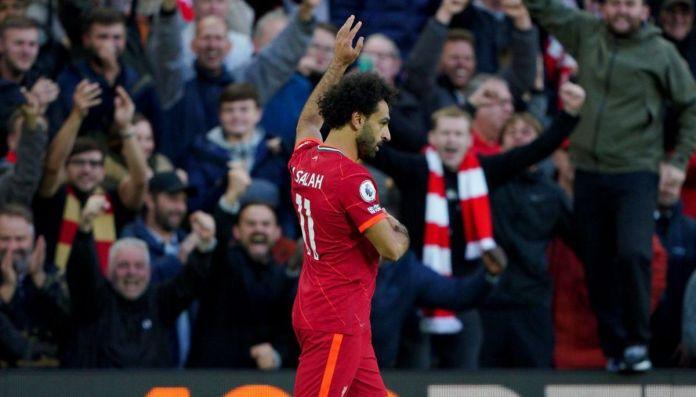 Mohamed Salah On Shortlist For 2021 Ballon d'Or